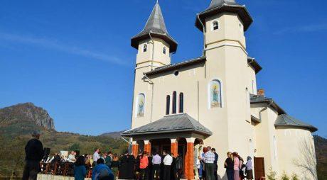 Centenarul Marii Uniri la biserica din Hărțăgani