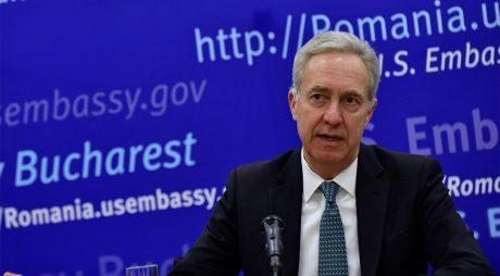 Luni, ambasadorul SUA vine la Hunedoara