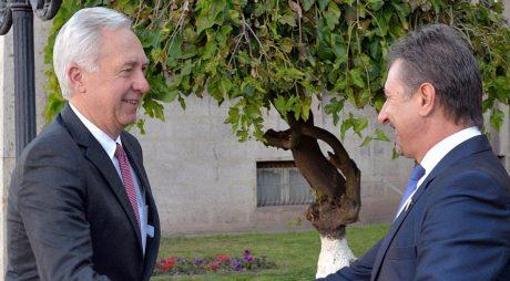 Ambasadorul SUA, în vizită oficială la Hunedoara