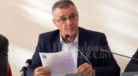 Judecătoria Deva a validat mandatul de primar al Devei pentru Nicolae Florin Oancea