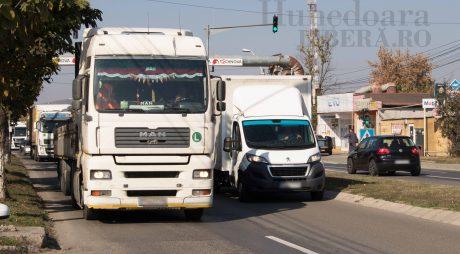 Controale ale inspectorilor de muncă la transportatorii rutieri