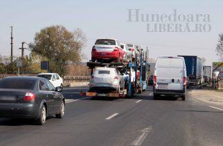 Înmatriculările de autovehicule noi au crescut în România cu 20,3%, în iulie (DRPCIV)