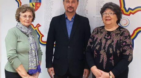 Centenar: Nepoatele lui Nicolae Țintea, omagiu pentru unul dintre fruntașii Unirii