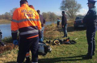 Un tânăr lugojean dat dispărut, a fost găsit mort, în râul Timiș
