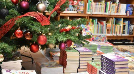Moș Crăciun vă așteaptă la Biblioteca Județeană