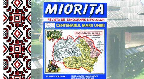 Va fi lansat numărul 24 al revistei de etnografie și folclor Miorița