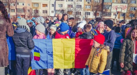Hunedoara. Eveniment dedicat Centenarului, la Școala Nr. 6