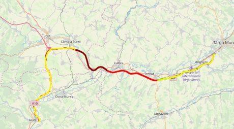 13,7 km din Autostrada Transilvania, deschiși traficului