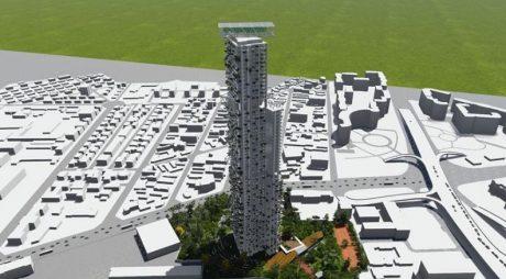 Miliardarul Ion Ţiriac demarează construcţia Ţiriac Tower