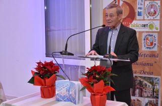 """Mihai Petre. Lansare de carte, """"Romanul unor liceeni"""""""