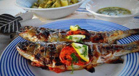 Cum gătim peștele. CINCI rețete delicioase
