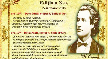 130 de ani de la trecerea în eternitate a lui Mihai Eminescu
