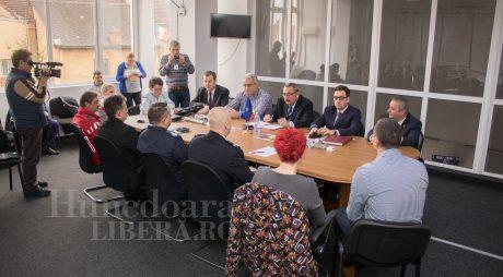 CJMSU Hunedoara: Cinci ani de activitate fără întreruperi