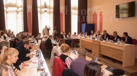 Consilierii locali din Deva, convocați în ședință ordinară
