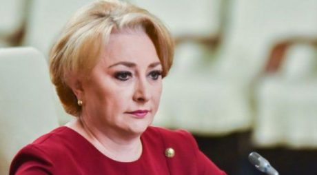 Viorica Dăncilă şi-a depus candidatura la alegerile prezidenţiale