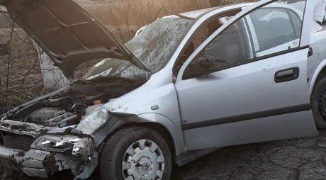 FOTO. Accident mortal în localitatea Bălata