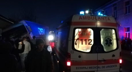 BREAKING NEWS: Accident grav cu două victime, în Dobra (FOTO-VIDEO)