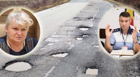 Accident mortal. Poliția Rutieră și Consiliul Județean Hunedoara trebuie să dea explicații!