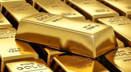Aurul atinge al patrule record de preț în doar două săptămâni