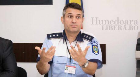 """Ce explicații dă șeful Poliției rutiere pe subiectul """"semafoarele din Sântuhalm"""""""