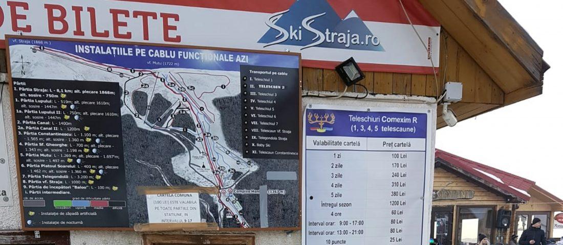 Practici comerciale incorecte în Stațiunea Straja?
