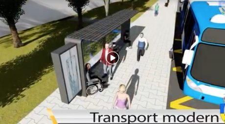 Municipiul Hunedoara: 29 de milioane de euro pentru autobuze electrice, piste de biciclete, stații de autobuz și semaforizare