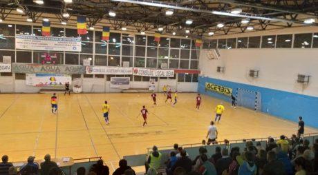 Autobergamo Deva poate juca a patra finală a Cupei României la futsal