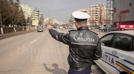 IGPR: Peste 250 de maşini imobilizate, în ultimele 5 luni, în urma controalelor la 'piraţi rutieri'