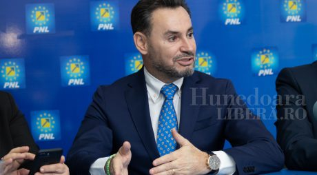 Gheorghe Falcă (PNL), început de campanie la Deva