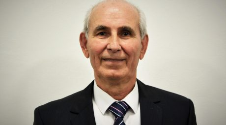 Pastorul Gligor Hada amîmplinit 80 de ani