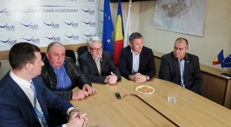 Lovitură pentru PNL Hunedoara