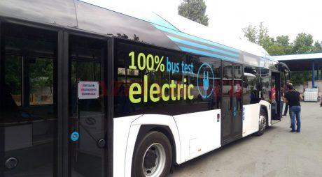 Transport ecologic pentru locuitorii Văii Jiului