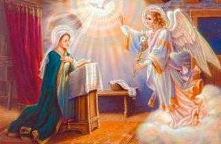 25 martie: Creştinii sărbătoresc Buna Vestire sau Blagoveştenia. Tradiţii şi obiceiuri