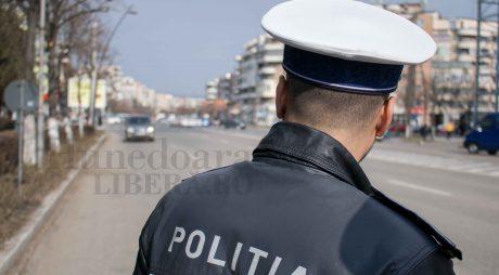 Hunedorean, depistat în trafic de polițiști cu permis necorespunzător