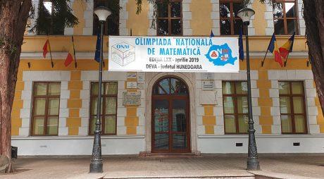 Trei olimpiade naționale și un concurs, în județ