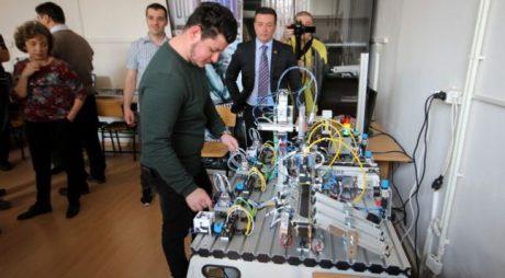 Investiție la Facultatea de Inginerie din Hunedoara