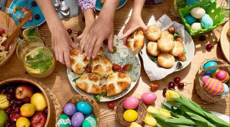 Paști 2019. Cât costă masa de sărbători și ce buget și-au alocat românii