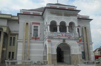 "Manager interimar Teatrul Dramatic ""I.D. Sârbu"" din Petroșani"