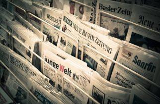 Un tabloid a imprimat din greşeală două pagini ale unui ziar concurent. Cum au reacționat cititorii