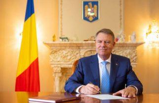 Iohannis: România va trimite o echipă de medici şi asistenţi medicali în Italia