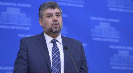 BREAKING NEWS: Marcel Ciolacu este noul președinte al Camerei Deputaților