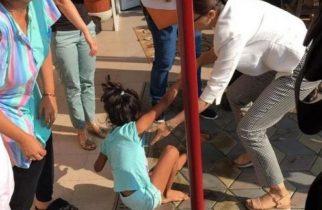 Părinţii adoptivi ai Sorinei: Am fost la un pas să fim linşaţi în trafic. Am anunţat Ambasada SUA, va ieşi scandal diplomatic