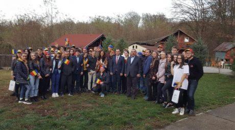300 de tineri români din afara granițelor țării vin în județ