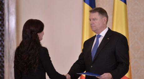 Natalia Intotero se întoarce la Ministerul pentru Românii de pretutindeni