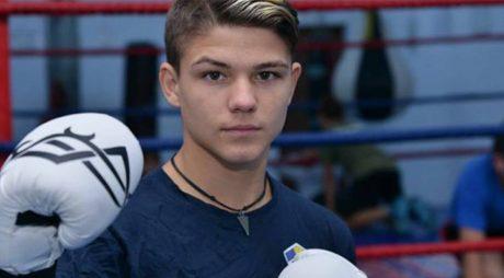 Hunedoreanul Cosmin Gîrleanu s-a oprit în sferturi la JE Minsk!