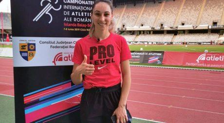 Deveanca Florentina Iușco s-a calificat la JO de la Tokyo