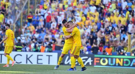 Presa internatională se înclină în fața României după eliminarea de la EURO U21