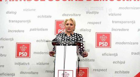 Comitetul Executiv Naţional al PSD se reuneşte la Palatul Parlamentului; remanierea – pe agenda şedinţei