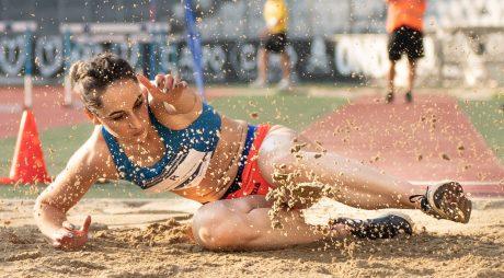 Florentina Marincu-Iușco, bronz la Jocurile Mondiale Universitare, în proba de lungime