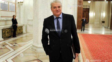 CExN al PSD l-a validat pe senatorul Nicolae Moga pentru funcţia de ministru al Afacerilor Interne (surse)